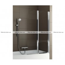 Шторка для ванны AQUAFORM MODERN 170-06991P
