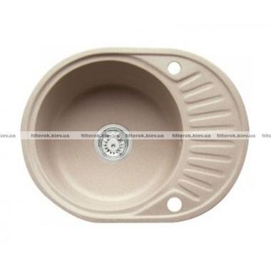 Мойка для кухни BRENOR ALABAMA 59 (33alb)