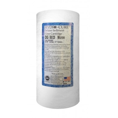 Картридж Clack Hydro-Pure 45 x 10, DG 50/25 микрон