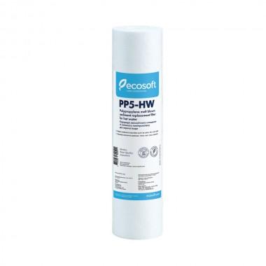 Картридж из вспененного полипропилена для горячей воды Ecosoft 2,5 x10 5 мкм
