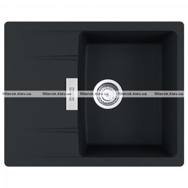 Кухонная мойка Franke Centro CNG 611-62 (114.0630.418) черный матовый