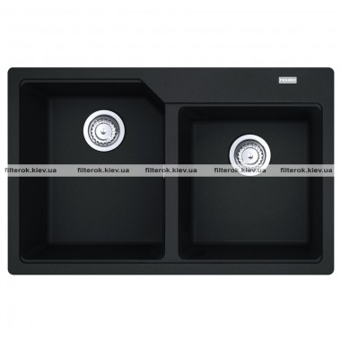 Кухонная мойка Franke Urban UBG 620-78 (114.0574.971) оникс