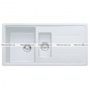 Кухонная мойка Franke Basis BFG 651 (114.0365.349) белый