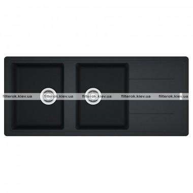 Кухонная мойка Franke Basis BFG 621 (114.0367.654) оникс