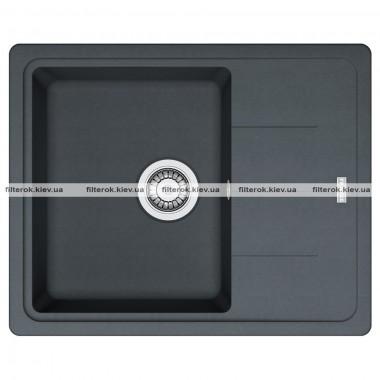 Кухонная мойка Franke Basis BFG 611-62 (114.0272.591) графит
