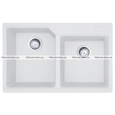 Кухонная мойка Franke Urban UBG 620-78 (114.0574.972) белый