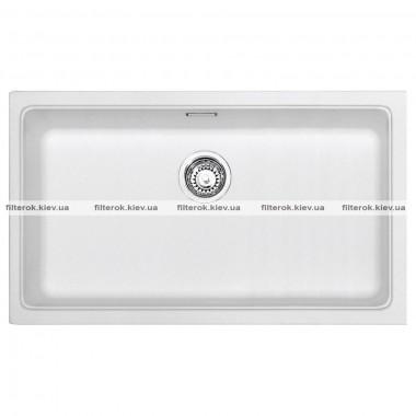 Кухонная мойка Franke KUBUS KBG 110-70 (125.0499.009) белый