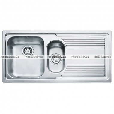 Кухонная мойка Franke Logica line LLL 651 (101.0381.836) декор