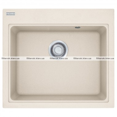 Кухонная мойка Franke Maris MRG 610-58 (114.0502.833) ваниль