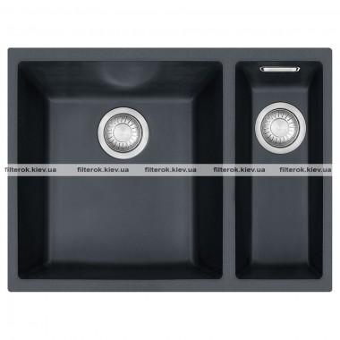 Кухонная мойка Franke Sirius SID 160 (125.0395.609) черный