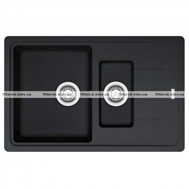 Кухонная мойка Franke Basis BFG 651-78 (114.0272.603) оникс