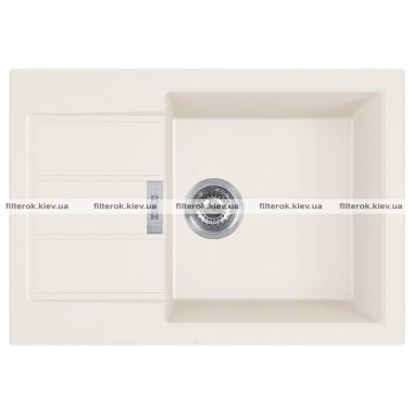 Кухонная мойка Franke Sirius 2.0 S2D Slim 611-62 (143.0631.540) маскарпоне