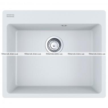 Кухонная мойка Franke Centro CNG 610-54 (114.0630.405) белый