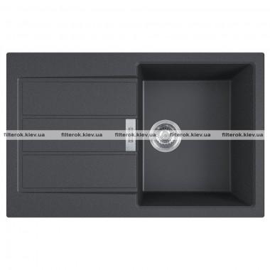 Кухонная мойка Franke Sirius 2.0 S2D 611-78 (143.0621.190) черный