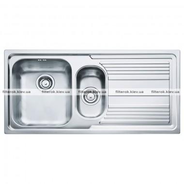 Кухонная мойка Franke Logica line LLL 651 (101.0381.837) декор