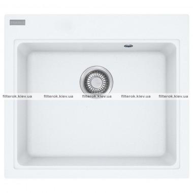 Кухонная мойка Franke Maris MRG 610-58 (114.0502.834) белый