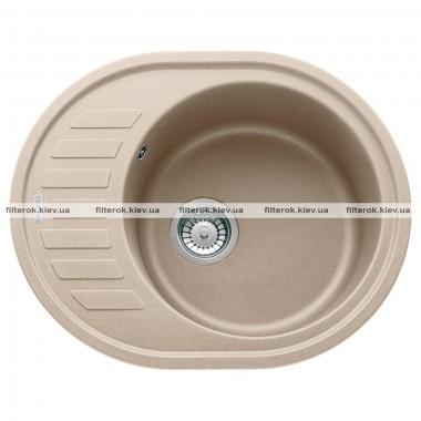 Кухонная мойка Franke Ronda ROG 611-62 (114.0251.445) бежевый