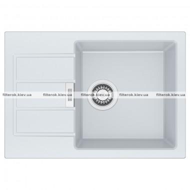 Кухонная мойка Franke Sirius SID 611-62 Slim (114.0497.939) белый