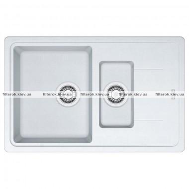 Кухонная мойка Franke Basis BFG 651-78 (114.0272.602) белый