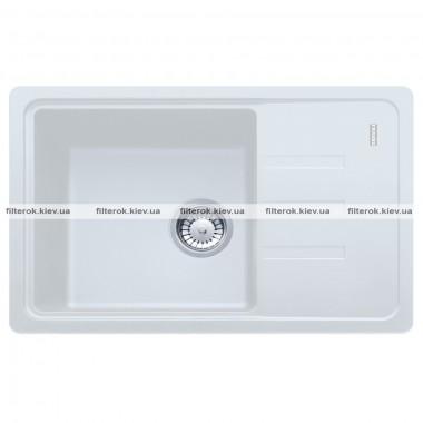 Кухонная мойка Franke Malta BSG 611-62 (114.0375.042) белый