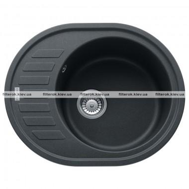 Кухонная мойка Franke Ronda ROG 611-62 (114.0251.446) графит