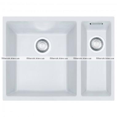Кухонная мойка Franke Sirius SID 160 (125.0395.612) белый