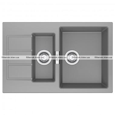 Кухонная мойка Franke Sirius S2D 651-78 (143.0632.391) серый