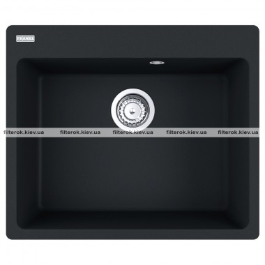 Кухонная мойка Franke Centro CNG 610-54 (114.0630.406) черный матовый