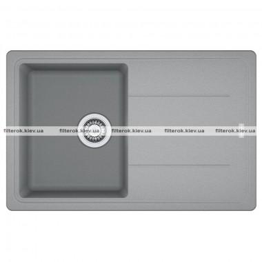 Кухонная мойка Franke Basis BFG 611-78 (114.0565.087) серый камень