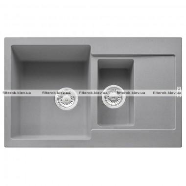 Кухонная мойка Franke Maris MRG 651-78 (114.0565.124) серый камень
