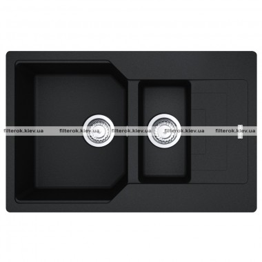 Кухонная мойка Franke Urban UBG 651-78 (114.0574.989) оникс