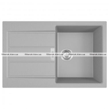 Кухонная мойка Franke Sirius 2.0 S2D 611-78 (143.0621.334) серый