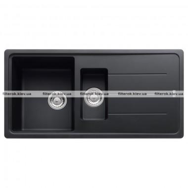 Кухонная мойка Franke Basis BFG 651 (114.0204.998) графит