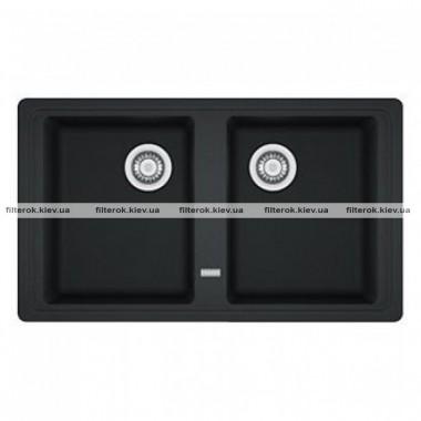 Кухонная мойка Franke Basis BFG 620 (114.0363.940) оникс