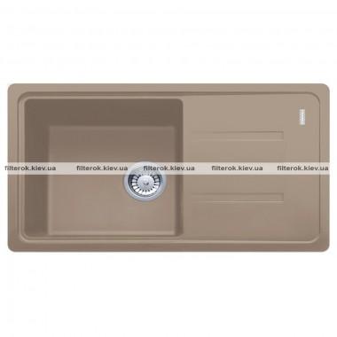 Кухонная мойка Franke Malta BSG 611-78 (114.0375.037) миндаль