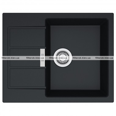 Кухонная мойка Franke Sirius S2D 611-62 (143.0627.288) черный