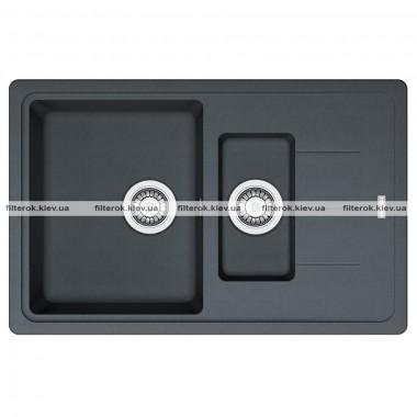 Кухонная мойка Franke Basis BFG 651-78 (114.0272.605) графит