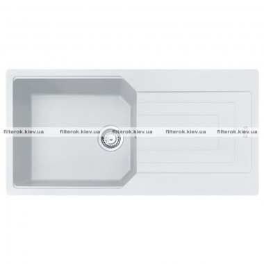 Кухонная мойка Franke Urban UBG 611-100 XL (114.0574.933) белый