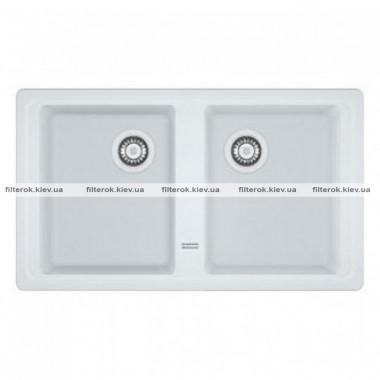Кухонная мойка Franke Basis BFG 620 (114.0363.941) белый