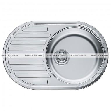 Кухонная мойка Franke Pamira PML 611i (101.0255.793) декор