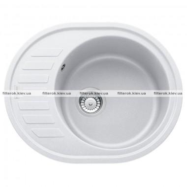 Кухонная мойка Franke Ronda ROG 611-62 (114.0381.069) белый