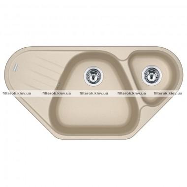 Кухонная мойка Franke Antea AZG 661-E (114.0499.222) бежевый