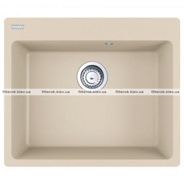 Кухонная мойка Franke Centro CNG 610-54 (114.0630.407) бежевый