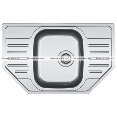 Кухонная мойка Franke Polar PXL 612-E (101.0330.658) декор
