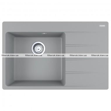 Кухонная мойка Franke Centro CNG 611-78 TL (114.0630.477) серый камень