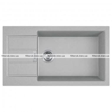 Кухонная мойка Franke Sirius S2D Slim 611-78 XL (143.0627.388) серый