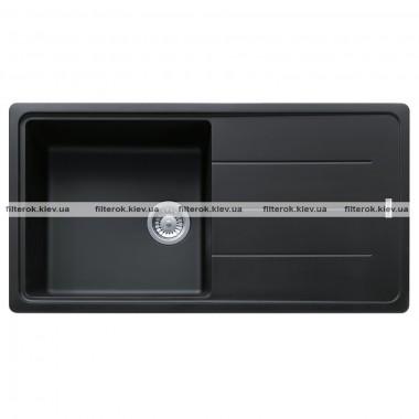 Кухонная мойка Franke Basis BFG 611-97 (114.0363.933) оникс