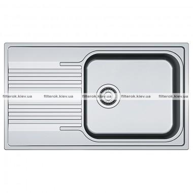 Кухонная мойка Franke Smart SRL 611-86 XL (101.0456.706) декор