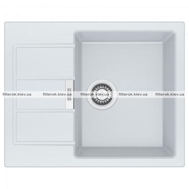 Кухонная мойка Franke Sirius S2D 611-62 (143.0627.382) белый