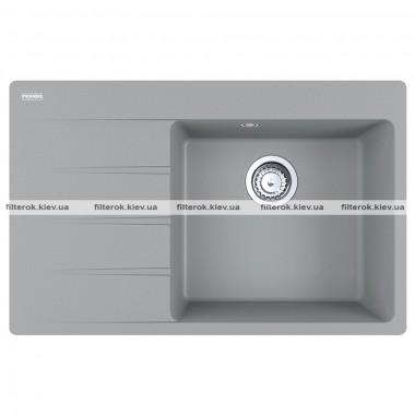 Кухонная мойка Franke Centro CNG 611-78 TL (114.0630.469) серый камень